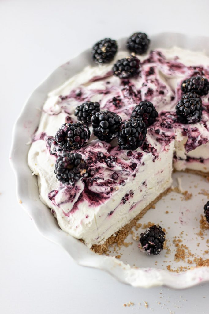 no bake summer desert