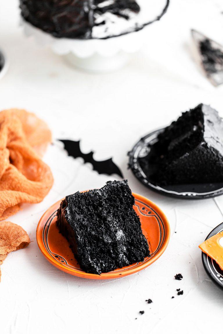 halloween cake idea