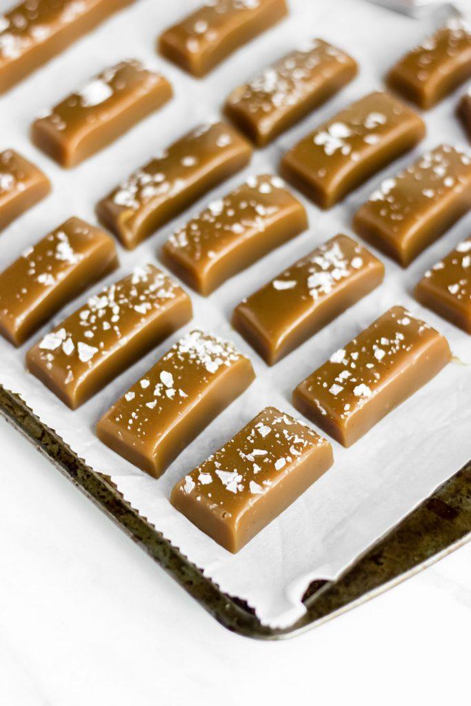 sea salt caramel recipe
