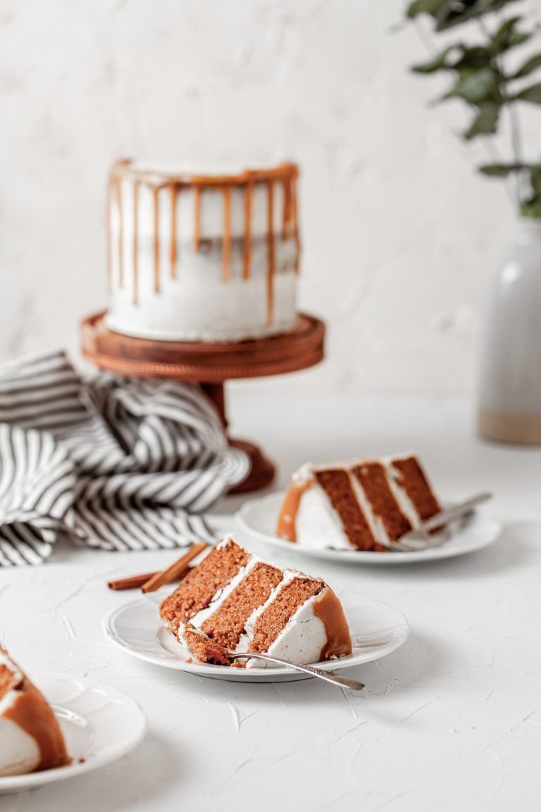 layered carrot cake recipe