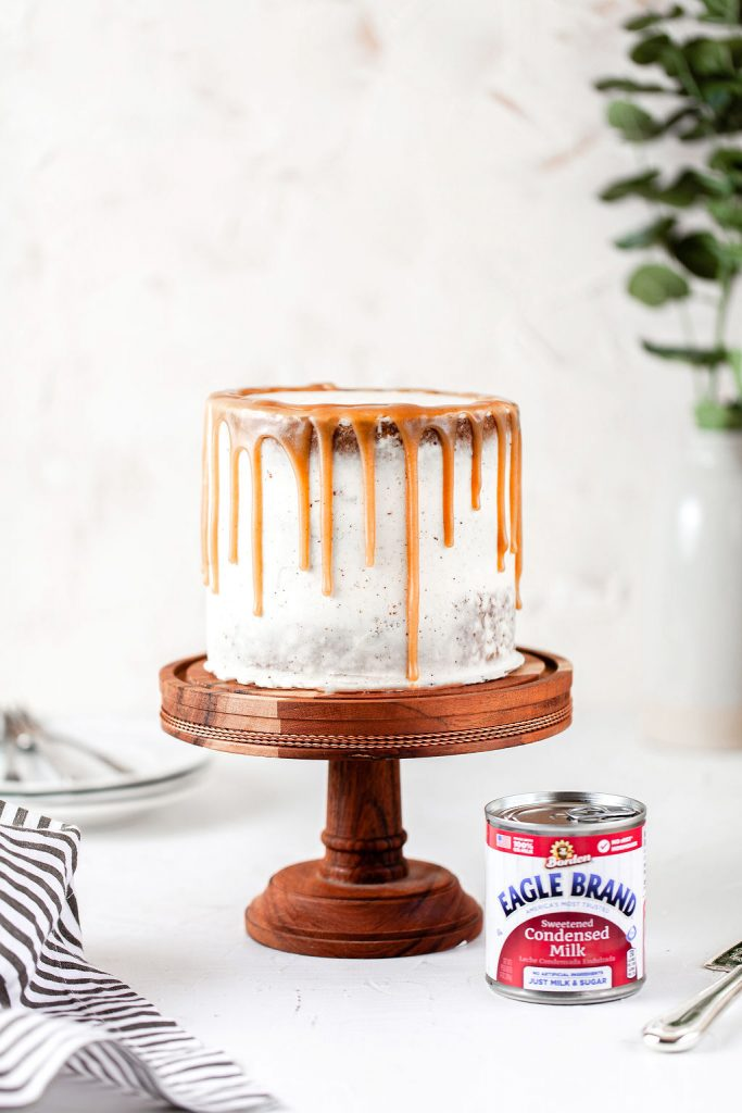 carrot cake with eagle brand sweetened condensed milk