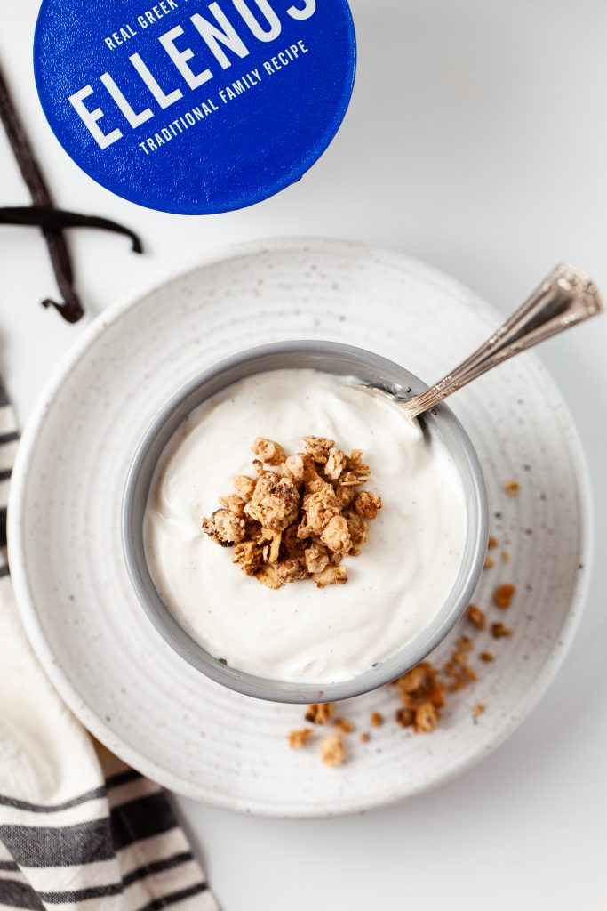ellenos vanilla yogurt